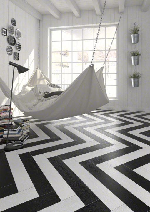 carrelage Arhus noir et blanc