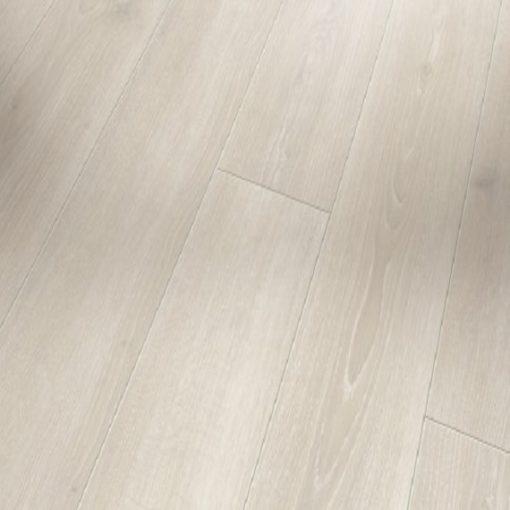 plancher stratifié chêne Skyline Blanc
