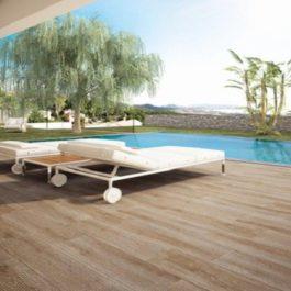 carrelage extérieur rainforest deck