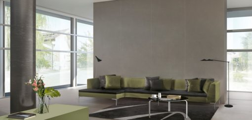 carrelage linea extreme low grey