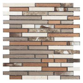 Les mosaïques Brick