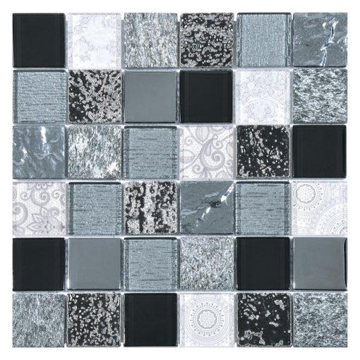 mosaique elements noir