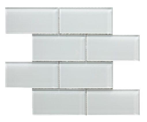 mosaique metro blanc