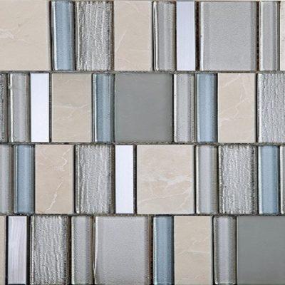 Les mosaïques Stripes
