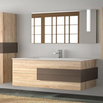 Salle de bain serie cronos