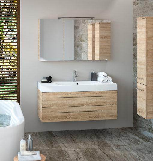 Salle de bain serie starlight cheine