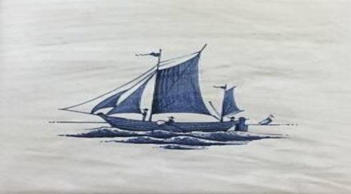 Faience guadiana marinero