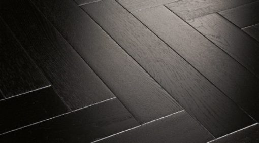 parquet chene noir motif individuel