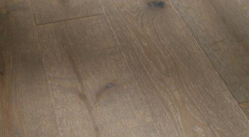 parquet chêne patiné gris