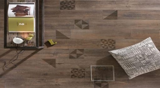 carrelage bio umber lodge brown