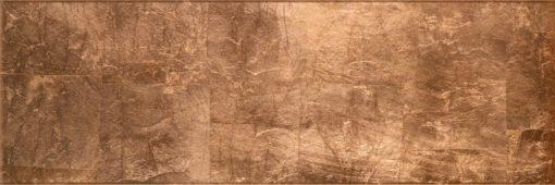 faïence foglio di rame aspect métal couleur cuivre