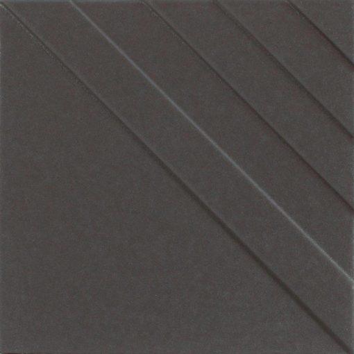 faïence transverse 2 graphite