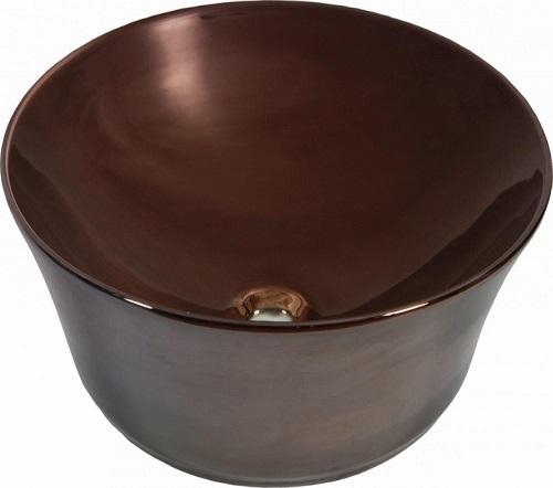 lavabo eleganza cobre