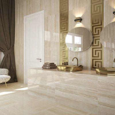 lavabo marvel Gold