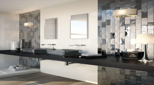 lavabo marvell silver