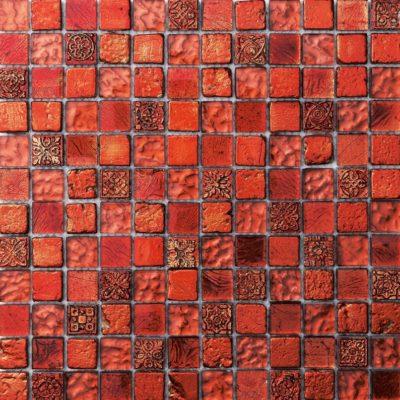 mosaïque atenea