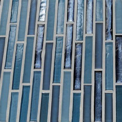 Les mosaïques en verre