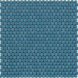 mosaïque dots blue