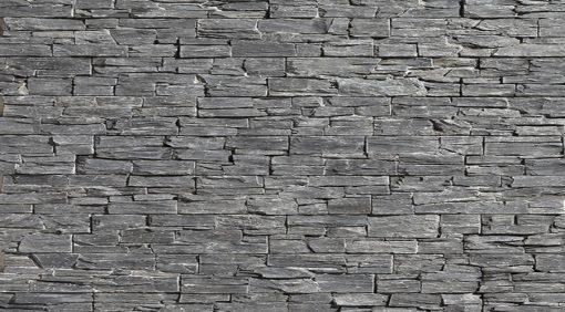 pierre naturelle Stonepanel ardoise noire