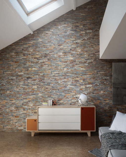 pierre naturelle decopanel multicolor