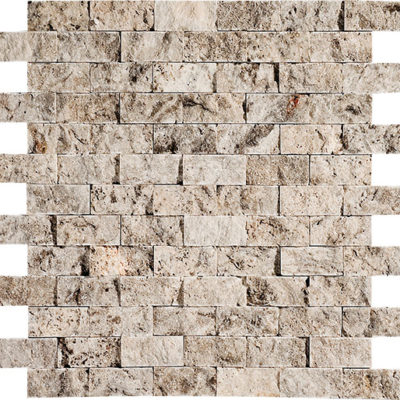 Mosaïque Ash Travertine DRV-SF5-06