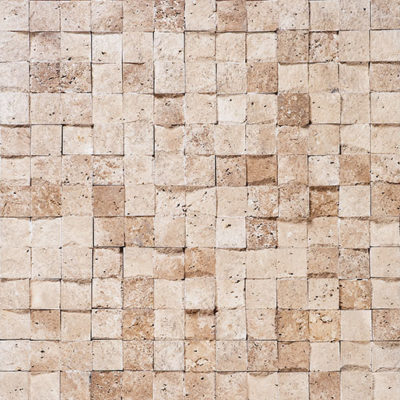 Mosaïque Classic Mix Travertine DRV-SF4-01