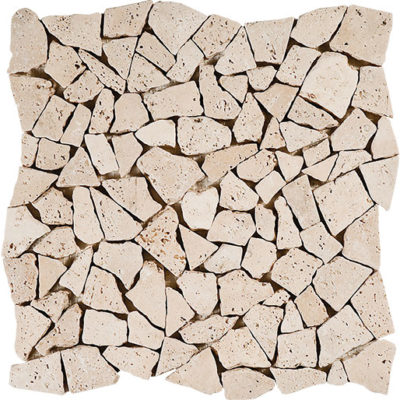 Mosaïque Classic Travertine DRV-PS-01