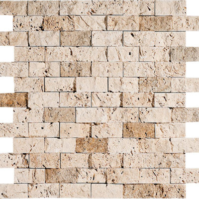 Mosaïque Classic Travertine DRV-SF5-01