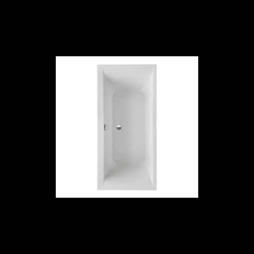 baignoire à encastrer en acrylique 190x90x45cm confort