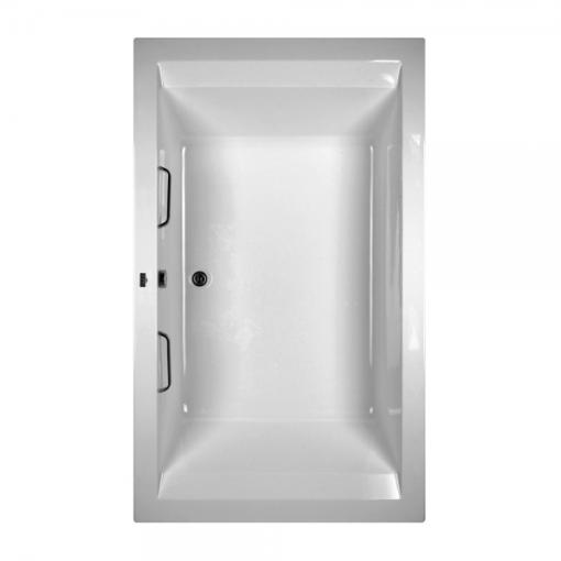 baignoire 2 places acrylique de 200x120cm elite