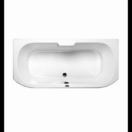 baignoire a encastrer en acrylique 170x78cm capri
