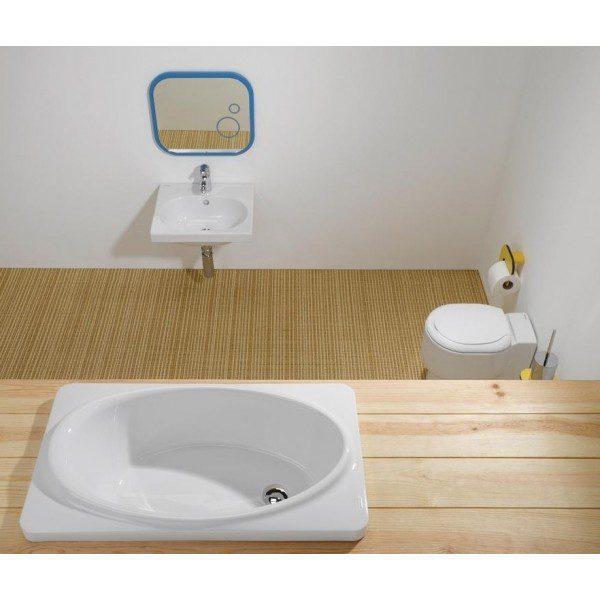 baignoire acrylique encastrer pour enfant tendance. Black Bedroom Furniture Sets. Home Design Ideas
