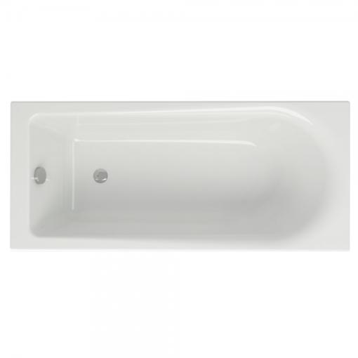 baignoire acrylique rectangulaire 170x70cm flavia