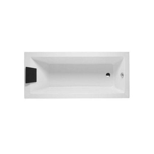 baignoire acrylique rectangulaire 170x75cm vertice
