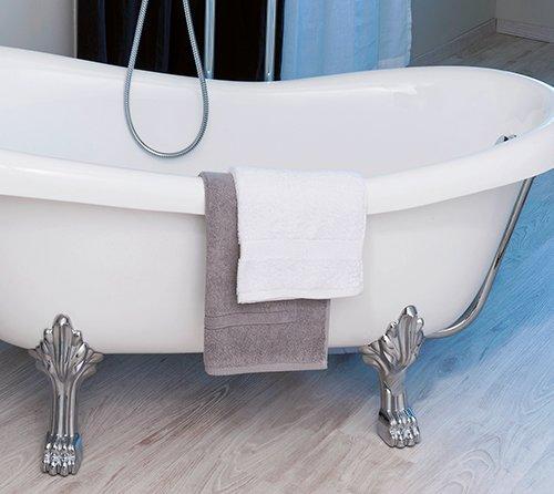 baignoire patte de lion 1900 tendance carrelages rouen. Black Bedroom Furniture Sets. Home Design Ideas