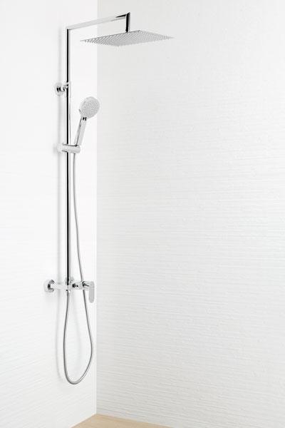 barre de douche carré bérénice
