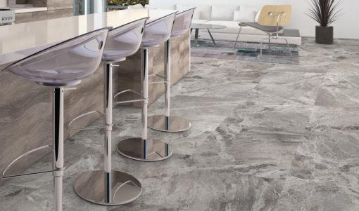 carrelage atlantic marbre gris