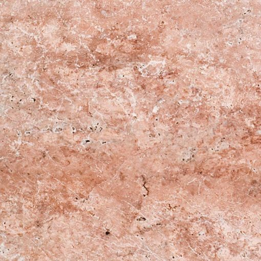 carrelage pink travertine
