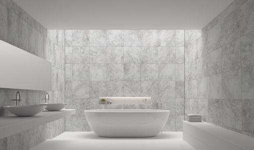 carrelage intérieur royal white marble