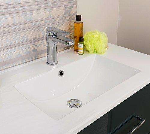 lavabo meuble de salle de bain tanath