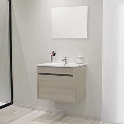 meuble de salle de bain maple