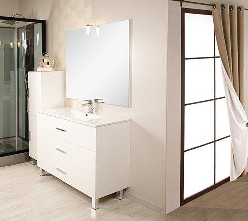 meuble de salle de bain monté carlo