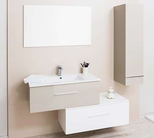 meuble de salle de bain terry