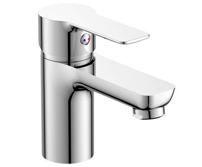 mitigeur chrome pour lavabo sky