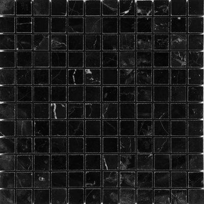 mosaïque black pearl marbre DRV-CM4-11