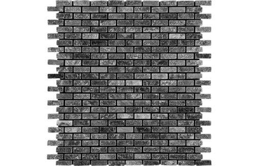 mosaïque marbre noir DRV-BM1-10