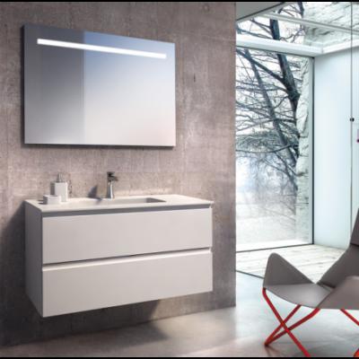 next 100 meuble de salle de bain suspendu