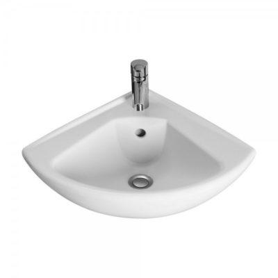 onovo lave mains d'angle ceramique