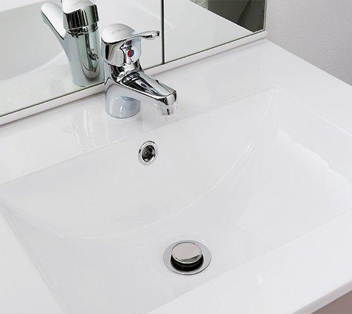 plan meuble de salle de bain tolede