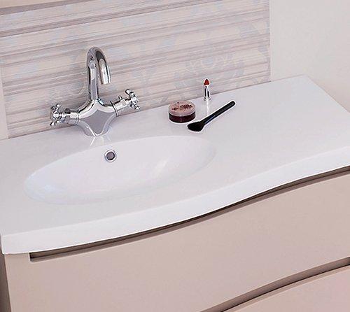 plan meuble de salle de bain italo